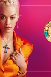Rita Ora - Thomas Sabo Jewellery Promotion 2019