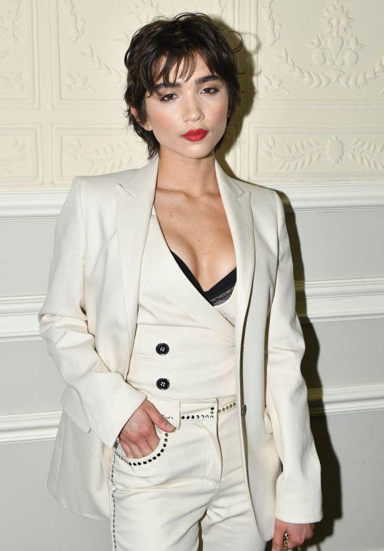 Rowan Blanchard - Schiaparelli Show in Paris 07/01/2019