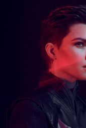 Ruby Rose - Entertainment Weekly August 2019