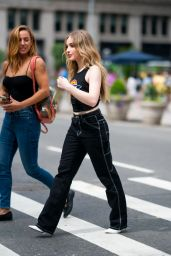 Sabrina Carpenter - Out in New York City 07/05/2019