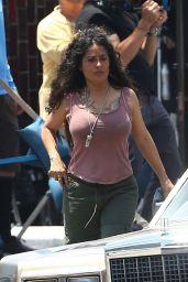 """Salma Hayek -""""Bliss"""" Set in Los Angeles 07/05/2019"""
