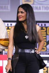 Salma Hayek - Eternals Marvel Comic Universe Panel at 2019 SDCC