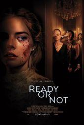 "Samara Weaving - ""Ready or Not"" Poster and Photo 2019"