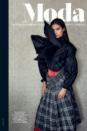 Sara Sampaio - Marie Claire Italy August 2019 Issue