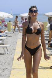 Sarah Altobello - Beach at Milano Marittima 07/14/2019