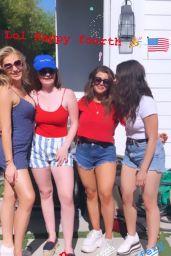 Sarah Jeffery – Social Media 07/22/2019