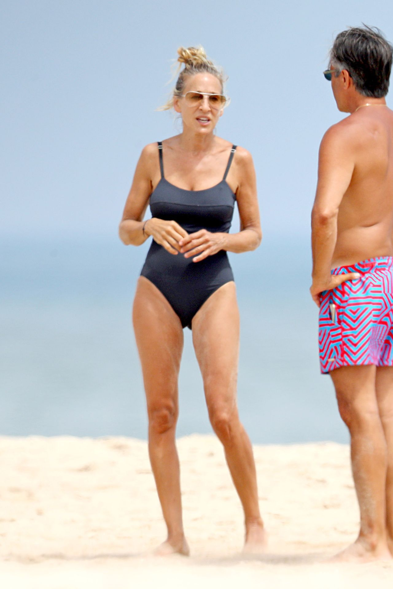 The At Sarah A Beach Jessica Hamptons 07 Parker Swimsuit In 8vNnwm0