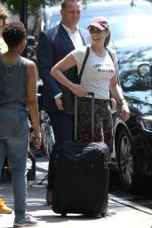 Sarah Silverman - Out in NYC 07/19/2019