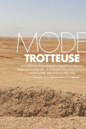 Sasha Luss - ELLE France 07/05/2019 Issue