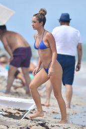 Savannah Montano in a Bikini - Miami Beach 07/11/2019