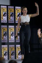 Scarlett Johansson – Marvel Presentation at SDCC 2019
