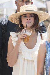 Selena Gomez - Out in Capri, Italy 07/23/2019