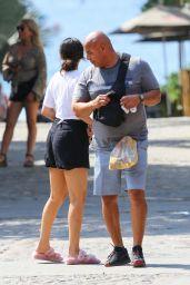 Selena Gomez - Shopping in Punta de Mita 06/30/2019