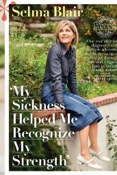 Selma Blair - People Magazine USA 08/05/2019 Issue