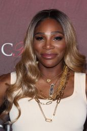 Serena Williams - 2019 Sports Illustrated Fashionable 50 Party in LA