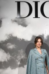 Shailene Woodley – Christian Dior Haute Couture F/W 19/20 Show in Paris