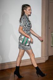 Shailene Woodley - Vogue Diner in Paris 07/02/2019