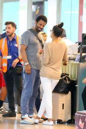 Shay Mitchell - Barcelona Airport 07/12/2019
