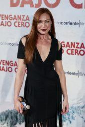 "Silvia Fominaya – ""Venganza Bajo Cero"" Premiere in Madrid"