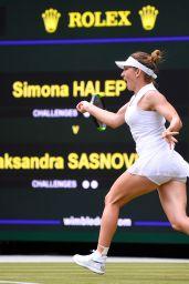 Simona Halep – Wimbledon Tennis Championships 07/01/2019