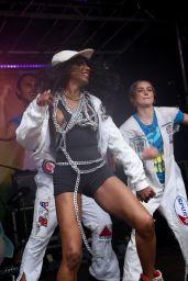 Sinitta - Pride World Stage in London 07/06/2019