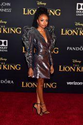 """Skai Jackson – """"The Lion King"""" Premiere in Hollywood"""
