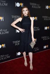 "Skyler Samuels - ""Them That Follow"" Premiere in Los Angeles"