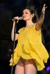 Sophie Ellis-Bextor - Performing at Lytham Festival in Lytham St Annes 07/12/2019