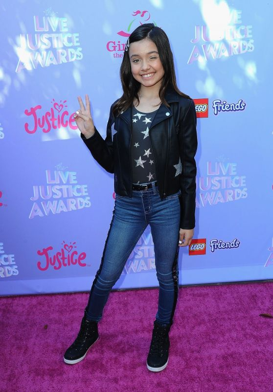 Sophie Michelle – 2019 Live Justice Awards in LA