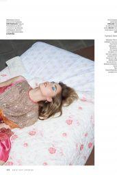 Suki Waterhouse - Tatler Russia August 2019 Issue