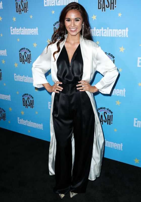 Summer Bishil – EW Comic Con Party in San Diego 07/20/2019