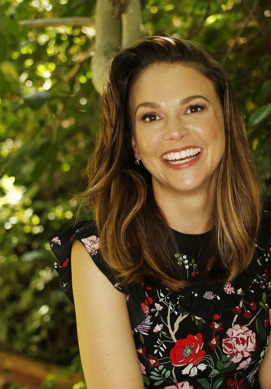 Sutton Foster - Photoshoot for Los Angeles Times 2019