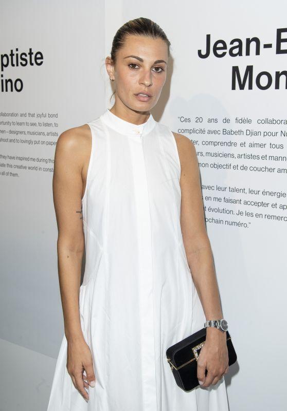 """Sveva Alviti – """"Mondino Numero"""" Exhibition Launch in Paris 07/04/2019"""