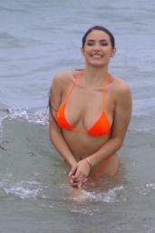 Tao Wickrath in a Bikini in Miami Beach 07/15/2019