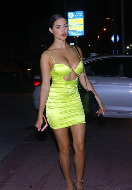 Tao Wickrath - Jennifer Lopez's 50th Birthday Party in Miami