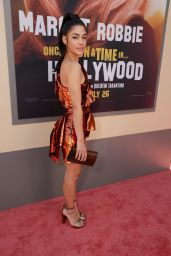 """Tasie Lawrence – """"Once Upon a Time In Hollywood"""" Premiere in LA"""