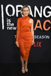 "Taylor Schilling – ""Orange Is The New Black"" Final Season World Premiere in NYC"