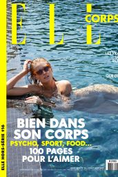 Toni Garrn - Elle Hors-Série Corps July/ August 2019 Issue