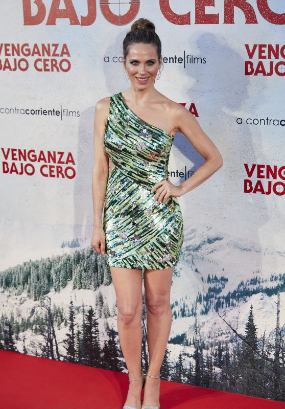"Vanesa Romero – ""Venganza Bajo Cero"" Premiere in Madrid"