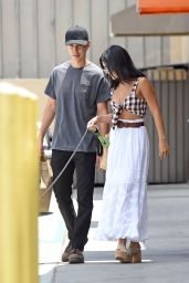 Vanessa Hudgens and Austin Butler - Shopping at the Local Pet Store in LA 07/23/2019