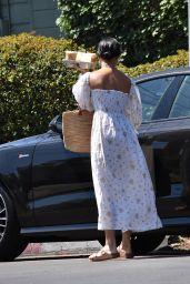 Vanessa Hudgens - Coffee Run in LA 07/20/2019