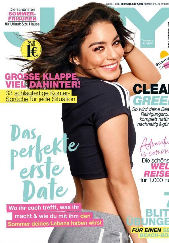 Vanessa Hudgens - Joy Magazine Germany August 2019 Cover