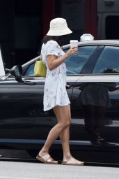 Vanessa Hudgens - Out in Los Angeles 07/29/2019