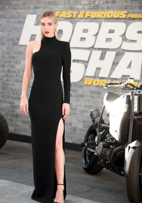 "Vanessa Kirby - ""Hobbs & Shaw"" Premiere in Hollywood"
