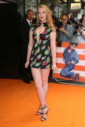 """Victoria Clay - """"Blinded By The Light"""" Premiere in London"""