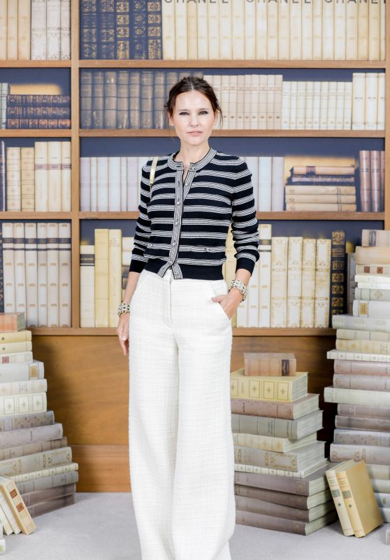Virginie Ledoyen – Chanel Haute Couture Fall/Winter 19/20 Show at Paris Fashion Week