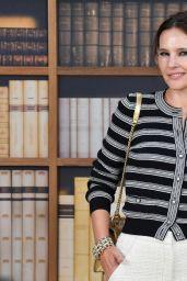 Virginie Ledoyen – Chanel Haute Couture Fall/Winter 19/20 Show at Paris Fashion Week (more pics)