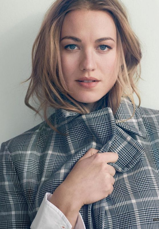 Yvonne Strahovski - ELLE Magazine Australia, August 2019 Photos