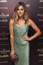 Zoe Hardman – Magnum Pleasure Store Launch in London 07/10/2019