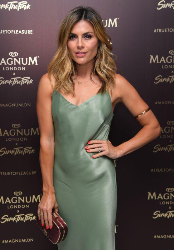 Zoe Hardman – Magnum Pleasure Store Launch in London 07/10/2019